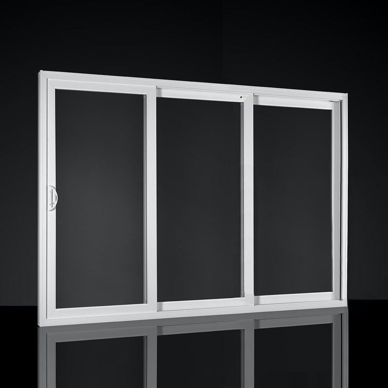 Triple panel MI windows 1600 sliding door model