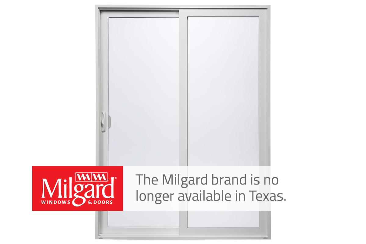 Milgard Tuscany Sliding Patio Doors