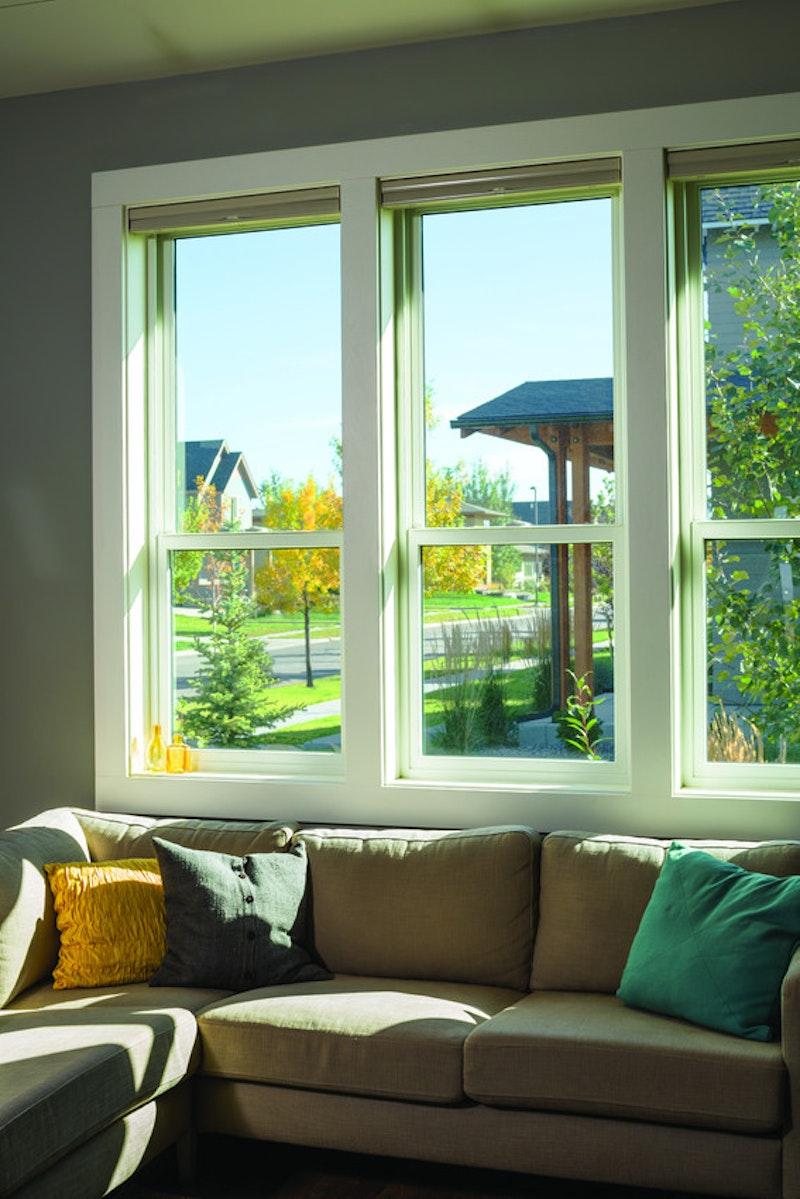 Andersen 100 Series Fibrex Single Hung Windows