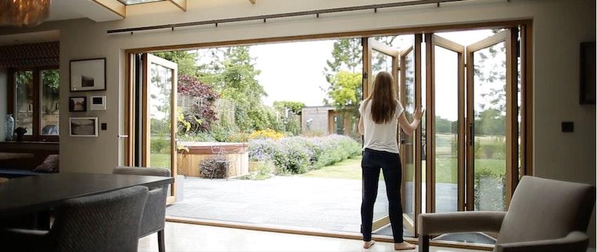 Centor Integrated Folding Door System Thumbnail Image