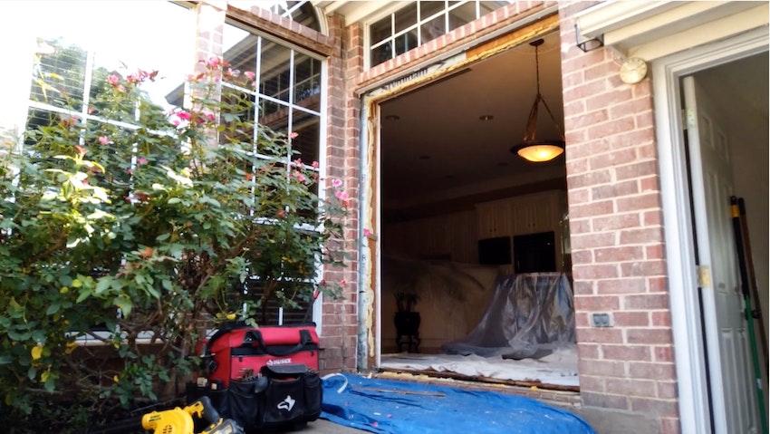 ProVia Endure Sliding Patio Door Installation Thumbnail Image