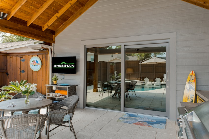 Centor 211 Integrated Sliding Door - Two Panel Thumbnail Image