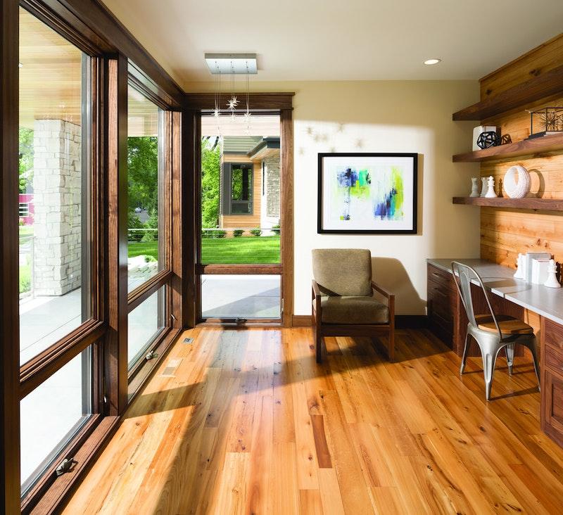 Andersen 400 Series Wood Awning Windows