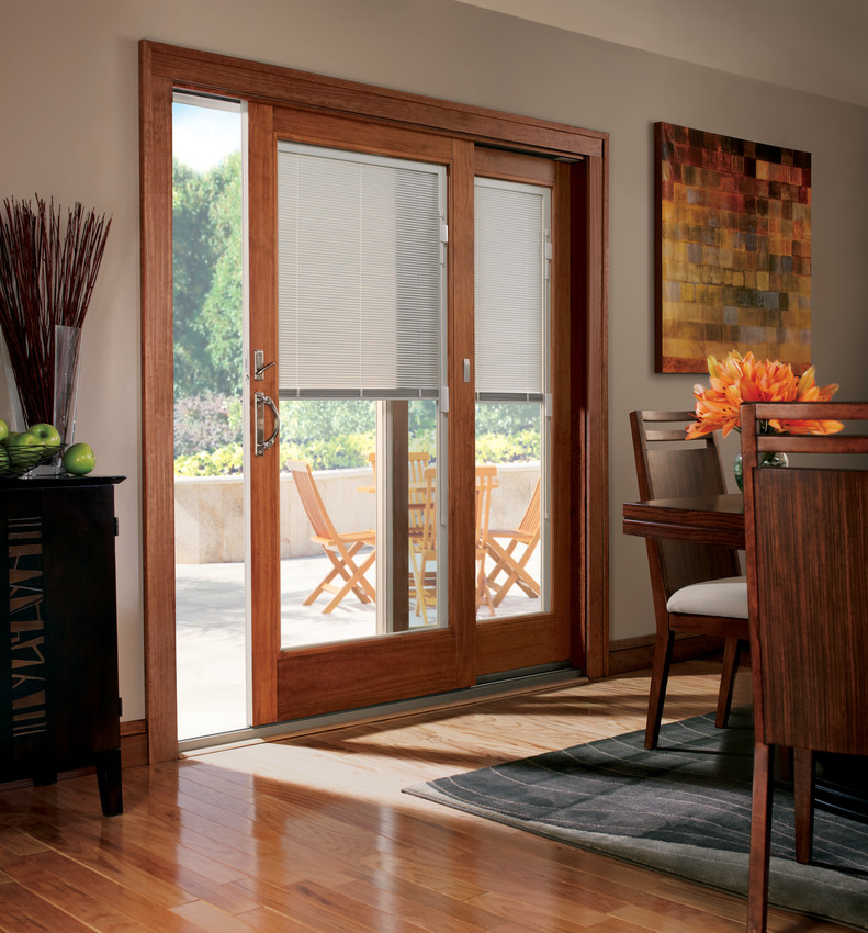 Andersen 400 Series Frenchwood Gliding Patio Doors