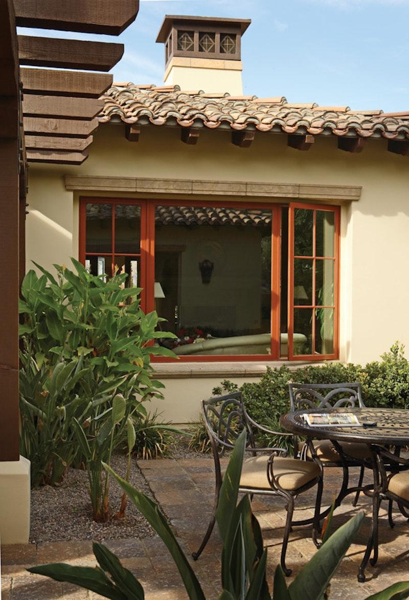 Andersen E Series Wood Casement Windows