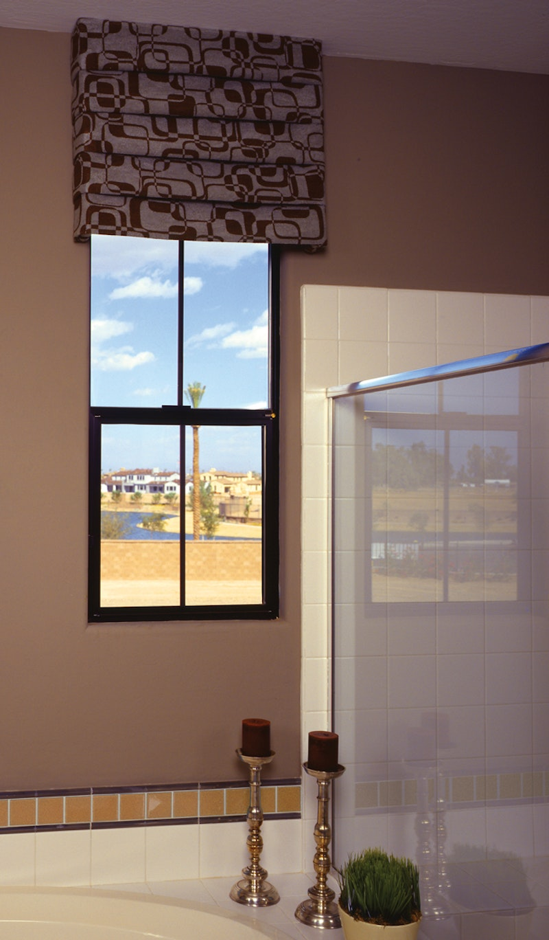 Anderson Replacement Windows >> Milgard Aluminum Single Hung Windows