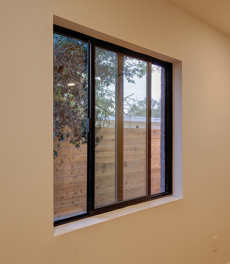 Milgard Aluminum Horizontal Sliding Windows