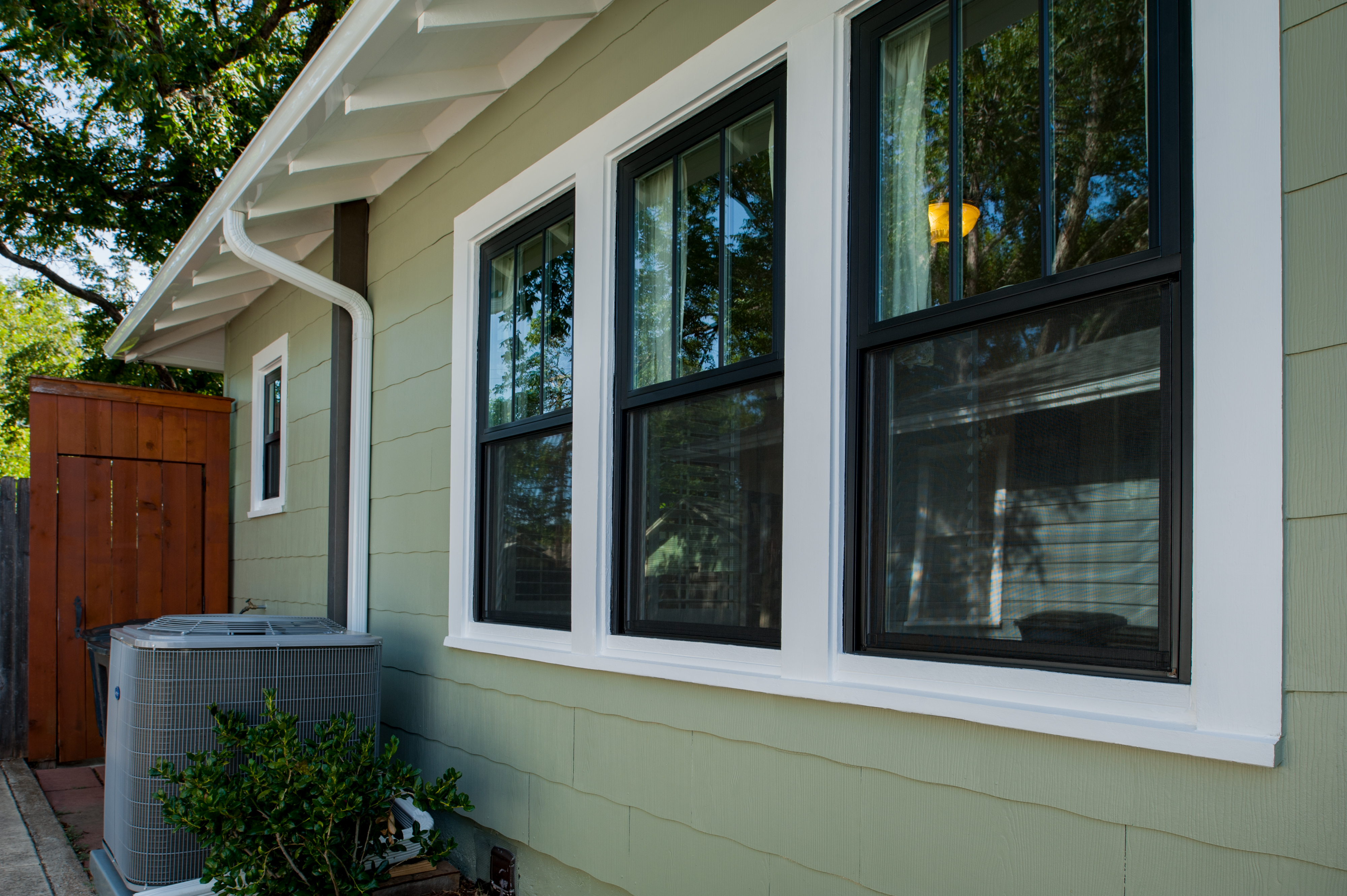 Fibrex Single Hung Windows