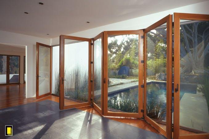 Weiland Standard Bifold Doors