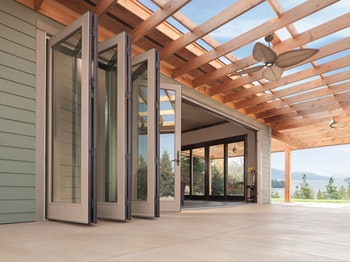 How much do folding doors cost for Swing out garage doors price