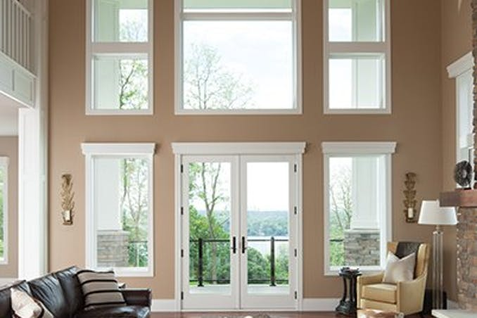 French Hinged Patio Door Options