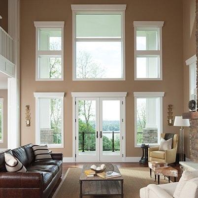 & Andersen 400 Series Frenchwood Hinged Patio Doors