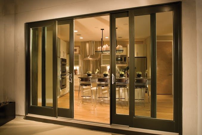 Milgard Ultra Sliding And French Doors Fiberglass Patio Doors