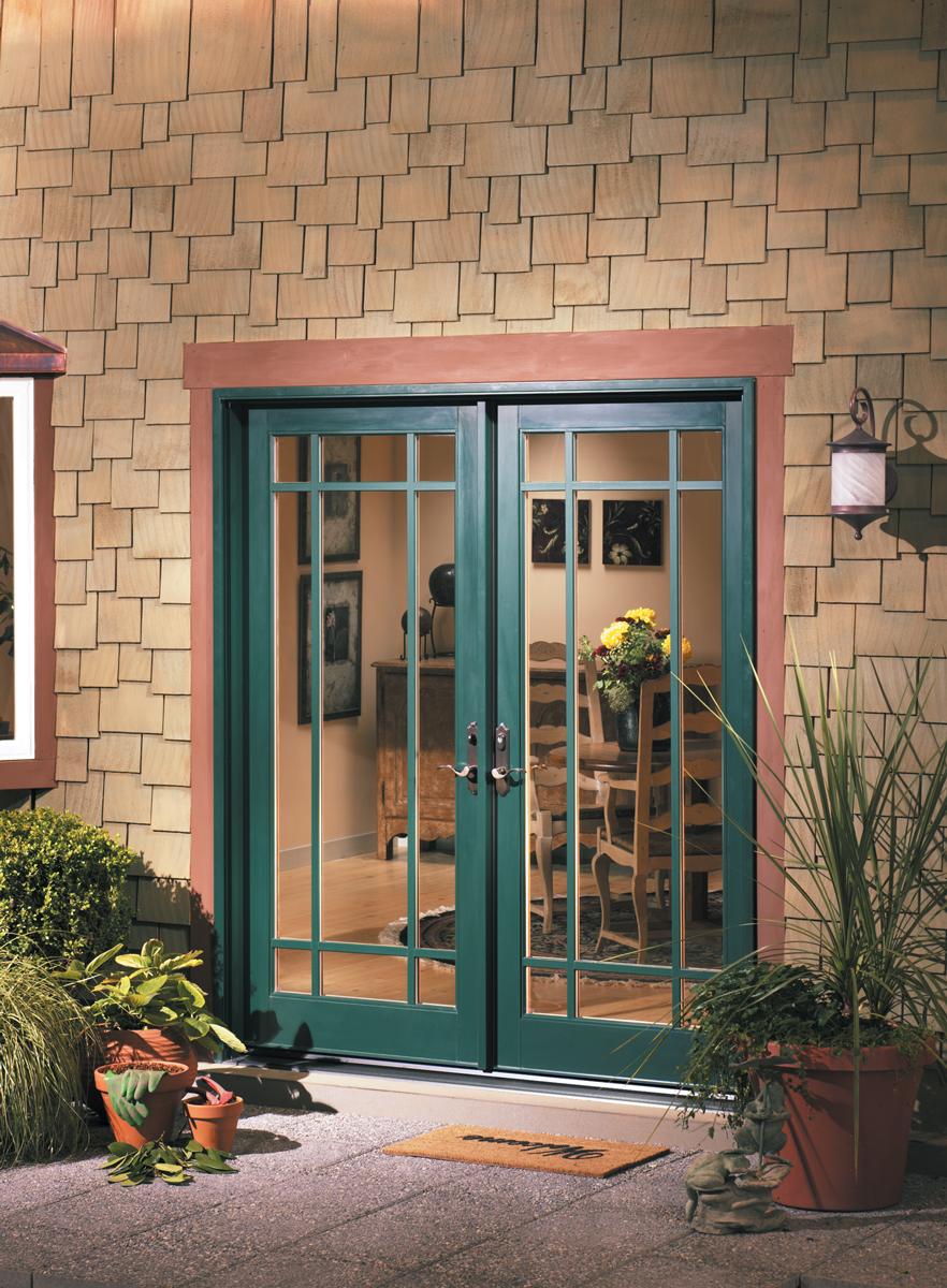 Doors Patio: Milgard Ultra French Patio Doors