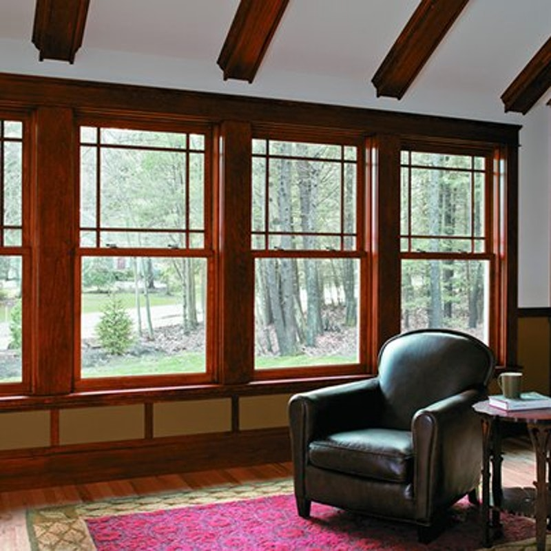 Andersen Series Woodwright Double Hung Windows