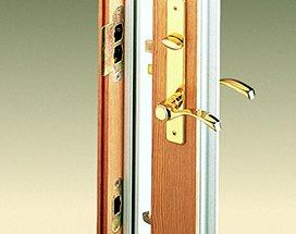 Andersen Folding Outswing Door