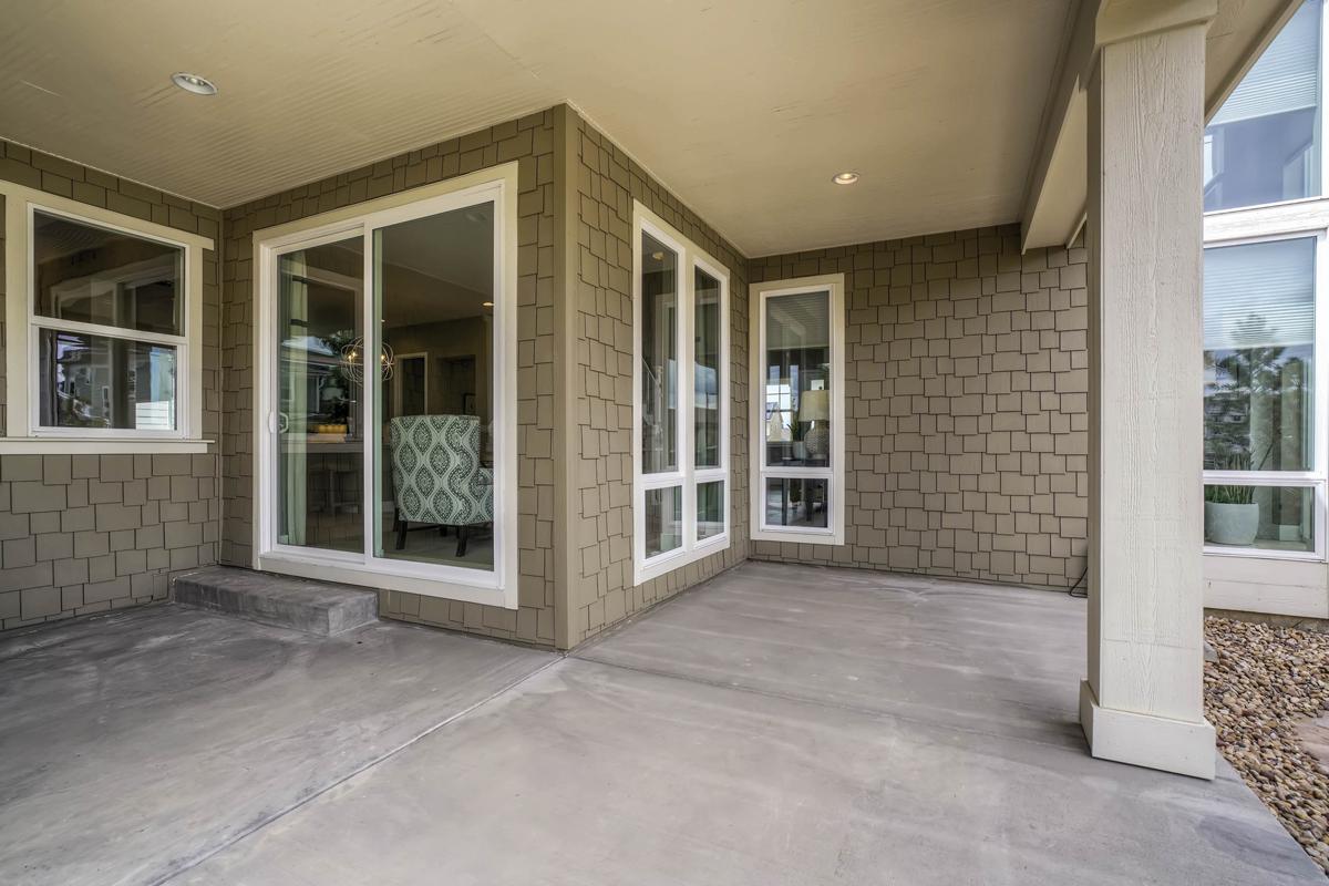 Milgard 174 Style Line 174 Sliding Patio Doors