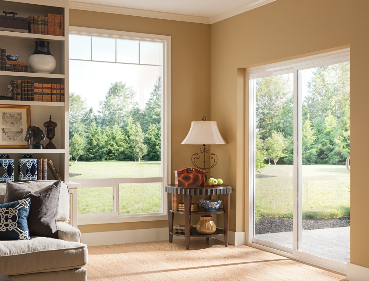 Milgard Style Line Sliding Patio Doors