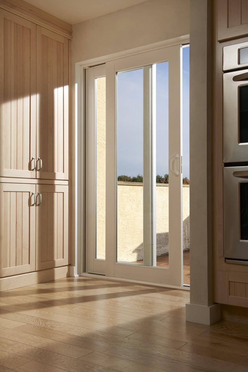 Milgard Tuscany French Style Sliding Doors