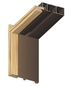 Door Innovations - Weathertight Aluminum Clad Folding Doors