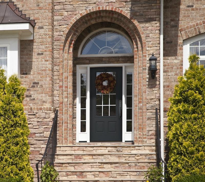 Provia 174 Heritage Fiberglass Front Doors