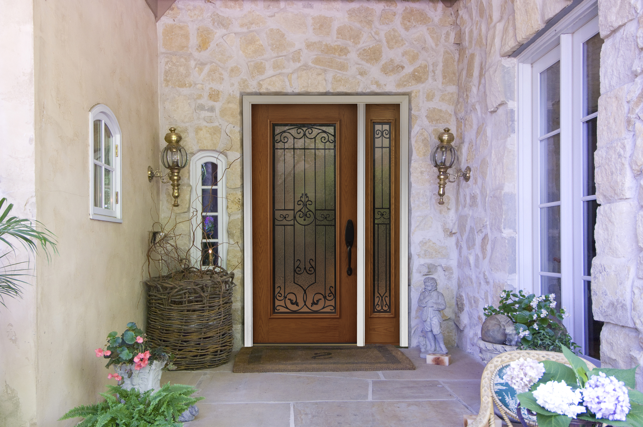 front valley doors fiberglass better wood news compared pros for home entry cons pertaining com allstateloghomes az and to windows