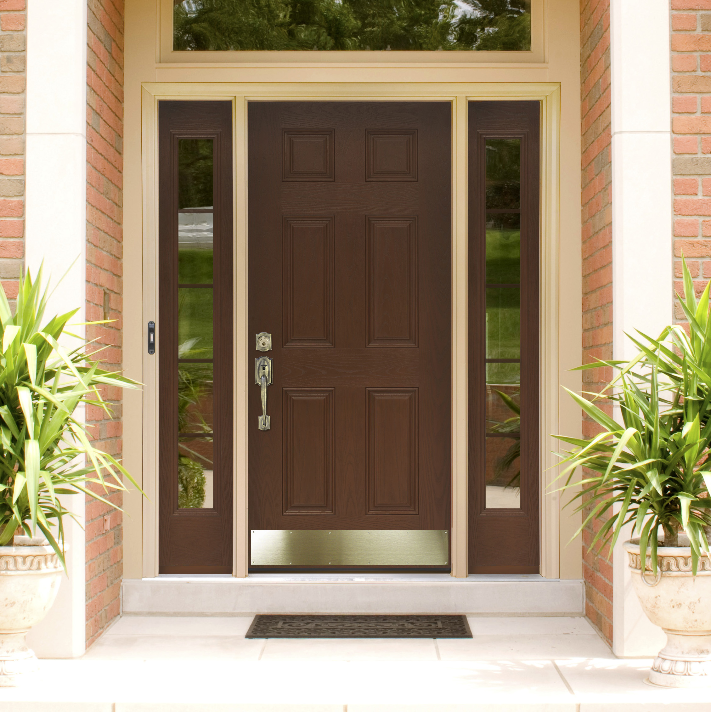 door for fiberglass exterior wooden best doors front entry house elegant