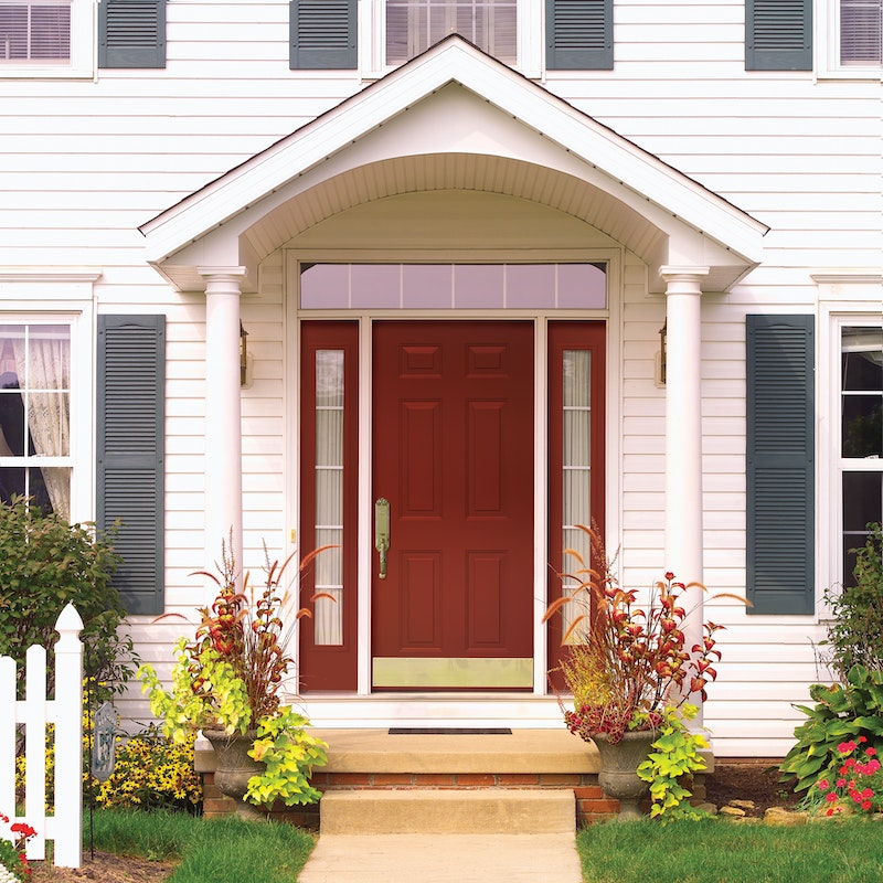 ProVia Legacy Steel Front Door Details And Specifications