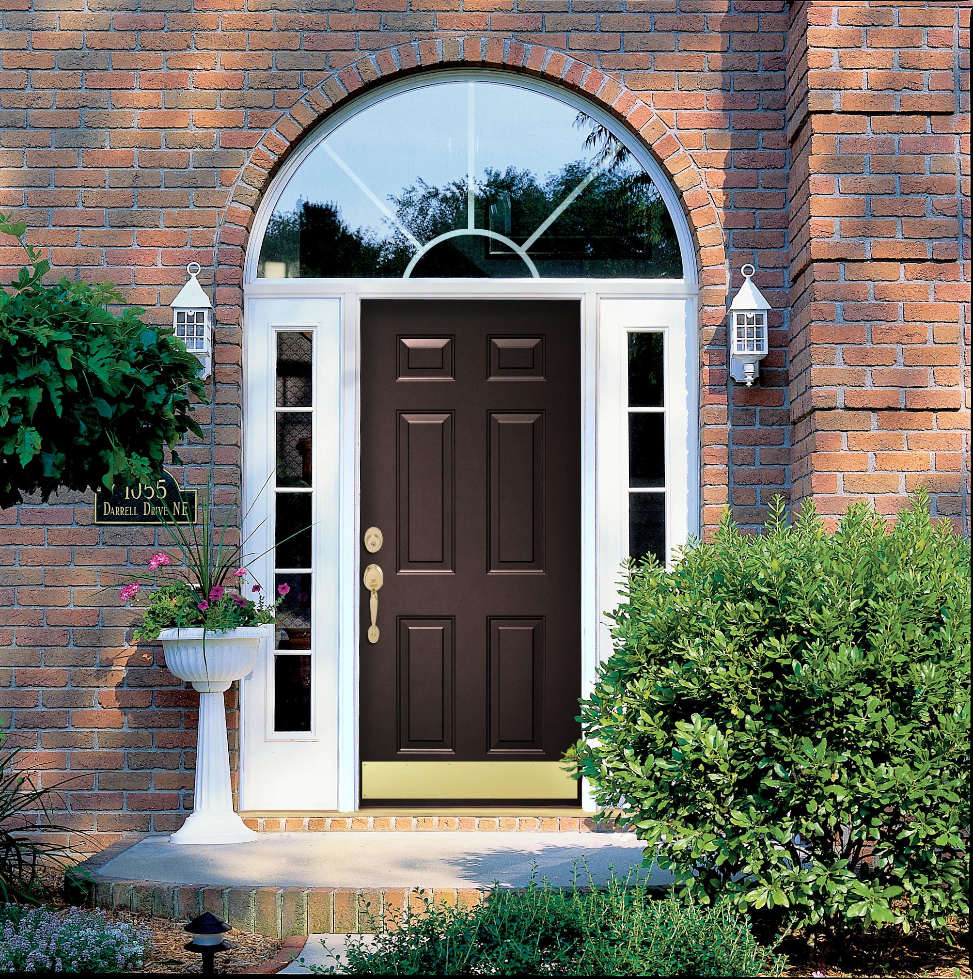 Provia Legacy Steel Front Door Details And Specifications
