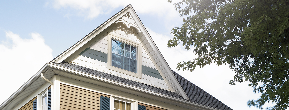 James Hardie 174 Scallop Siding