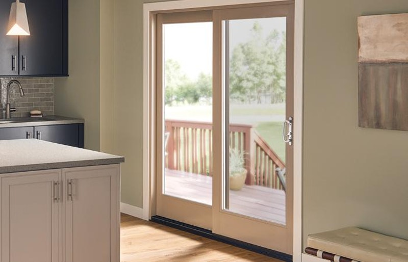 Milgard Ultra French Style Sliding Patio Doors