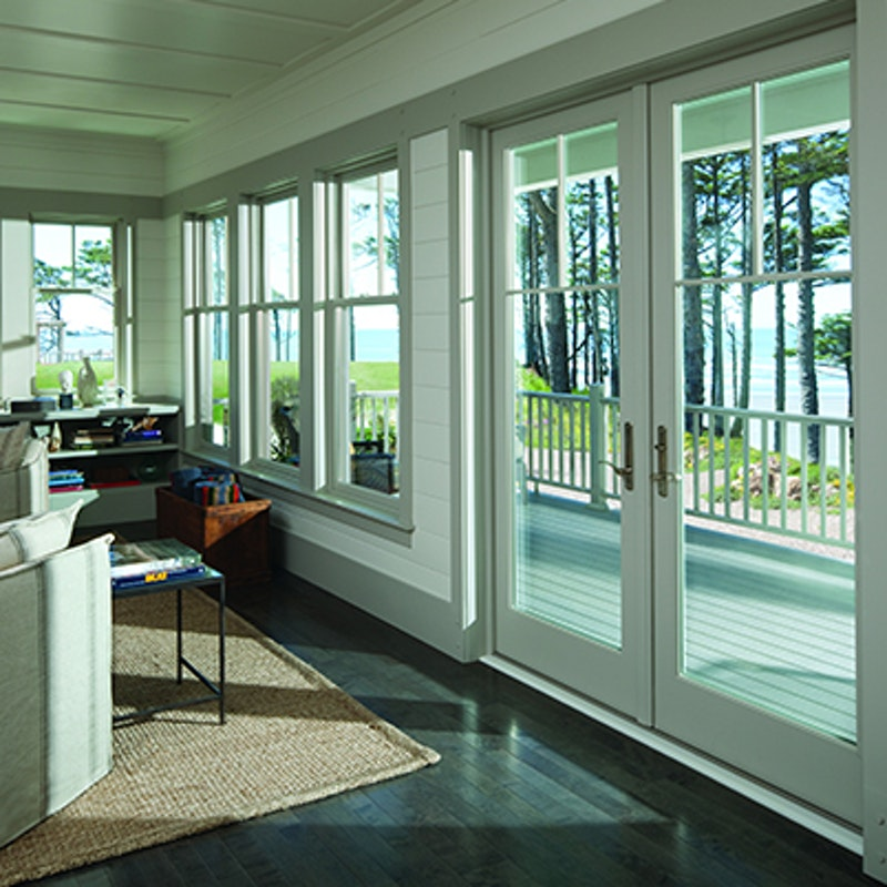 Andersen A Series Hinged Patio Doors