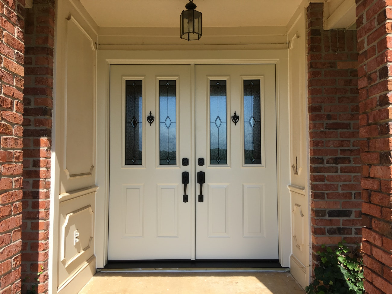 provia white french doors