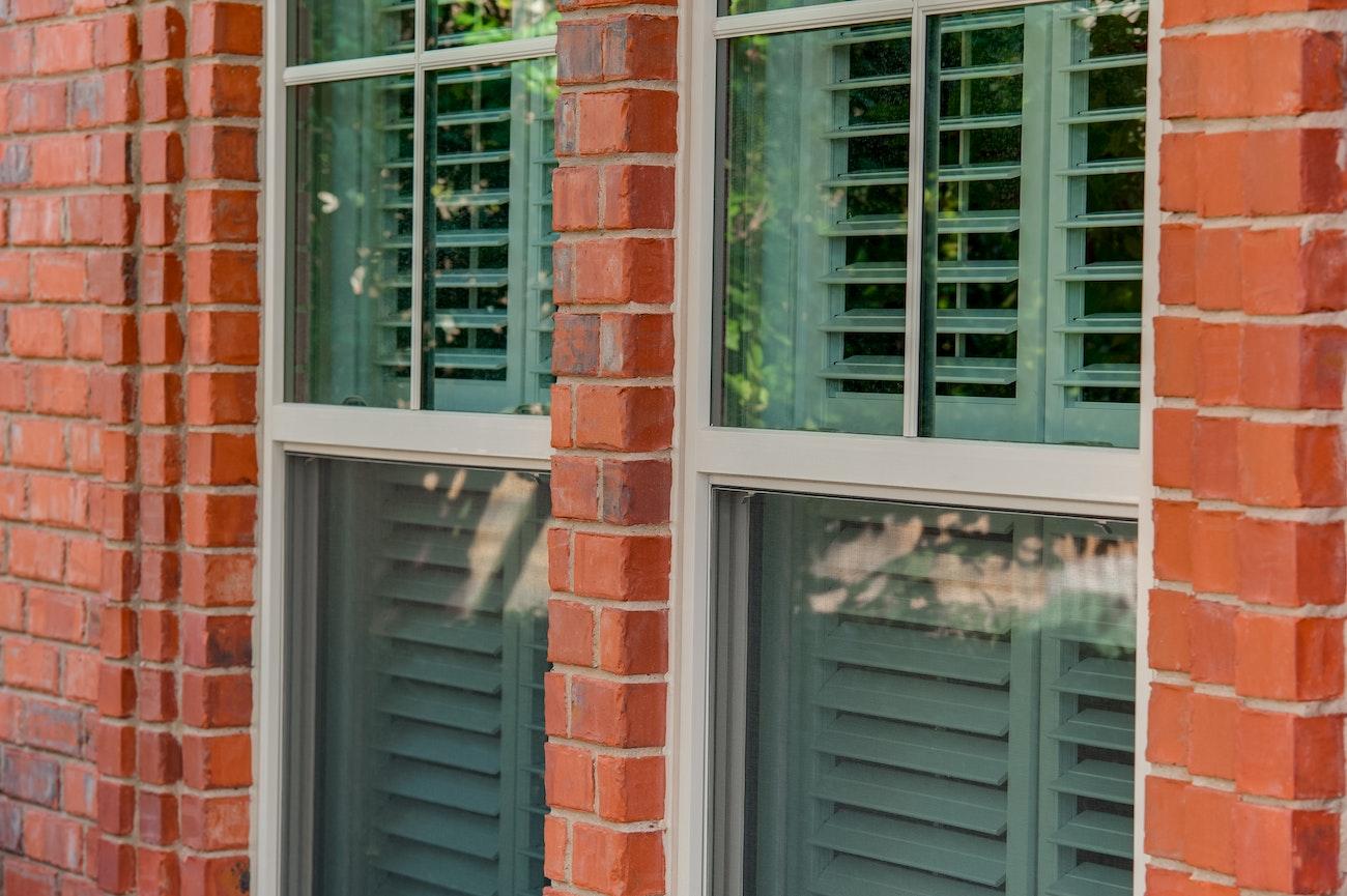 double-single-hung-window