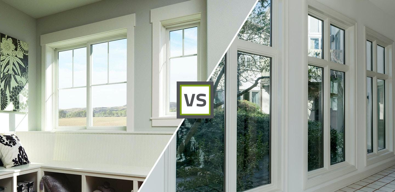 Andersen 200 Series Vs 400 Replacement Window Review