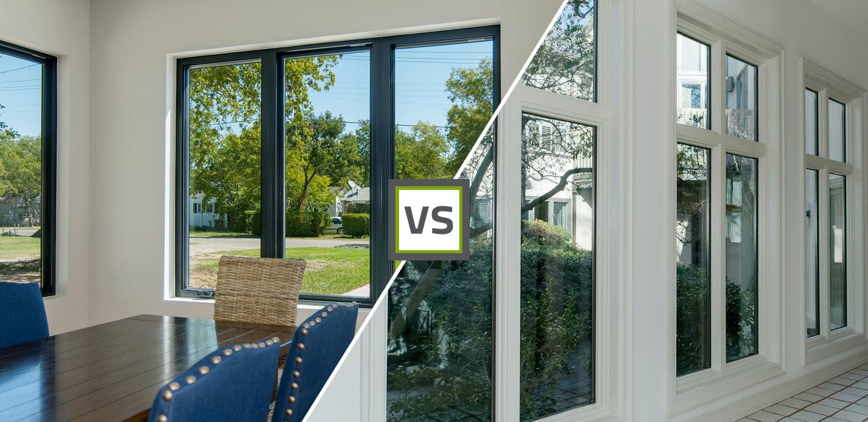 Andersen 100 Series Vs 400 Replacement Window Review