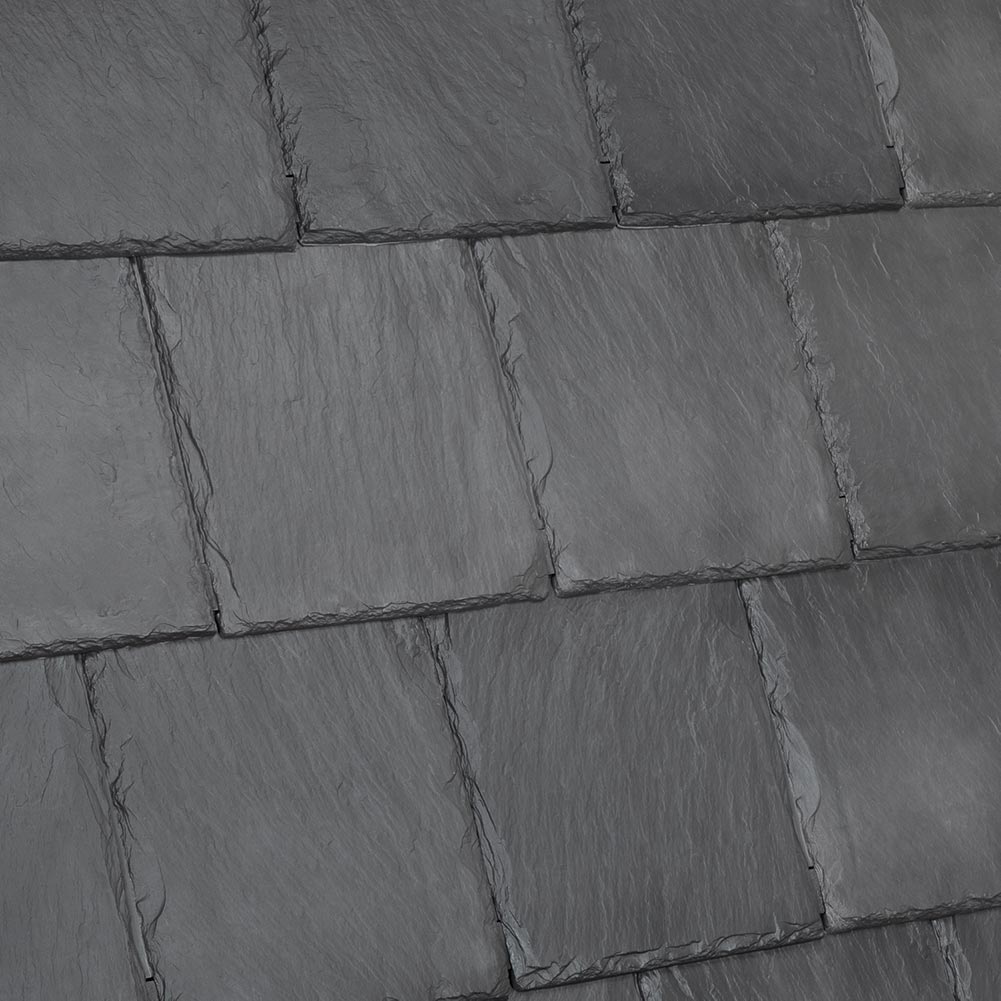 Davinci Roofscapes Bellaforte Slate Slate Gray.