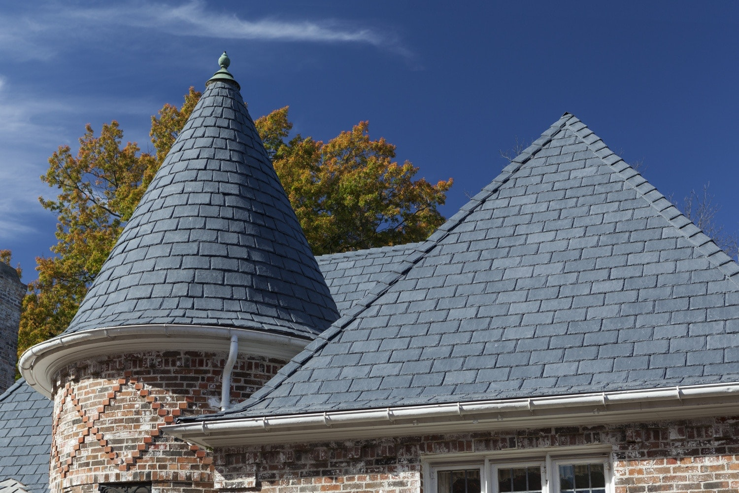 DaVinci composite roof tiles for home roof replacement in Dallas TX