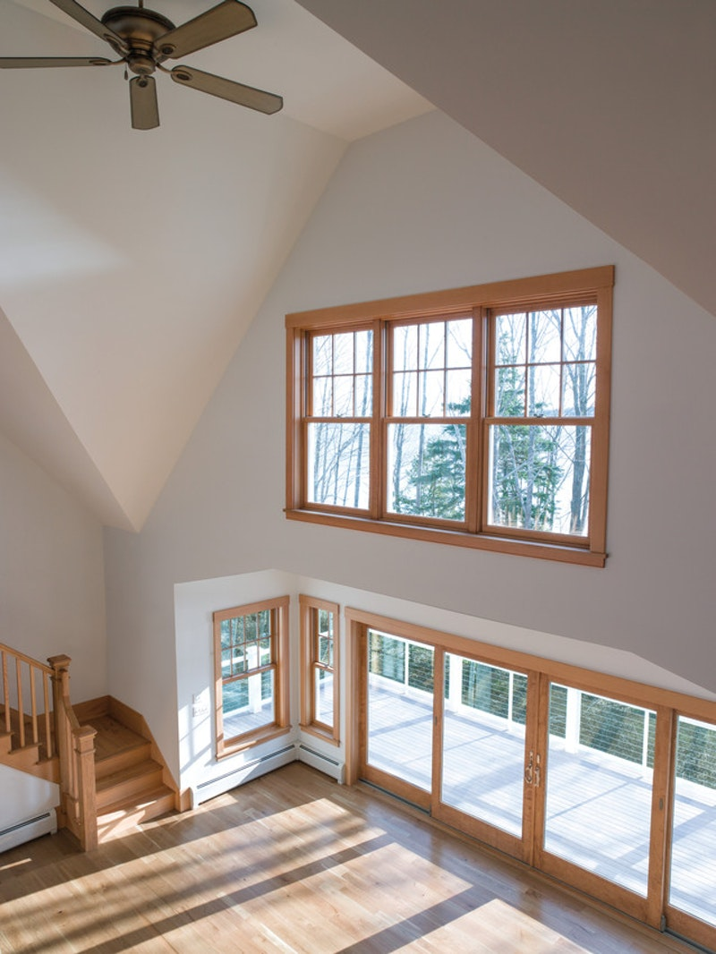 Andersen A Series Double Hung Wood Windows
