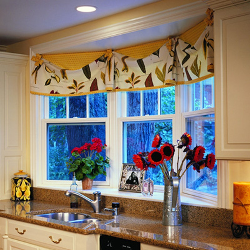 Kitchen Designs With Windows: Andersen E-Series Wood Bay And Bow Windows