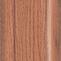 Jeld-Wen Premium Vinyl Light Oak Woodgrain window option.