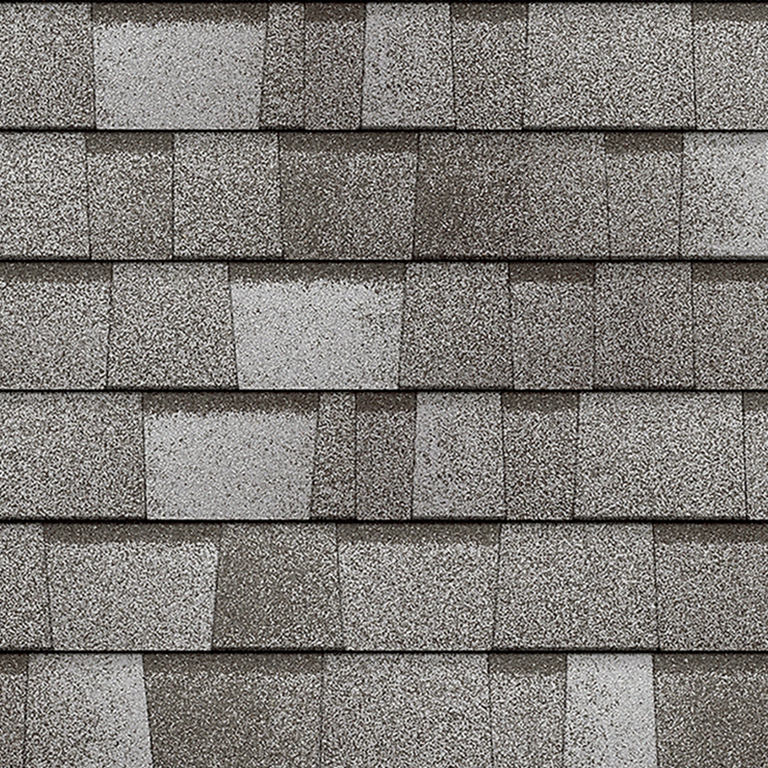 Sample of Duration Premium shingles in harbor fog.